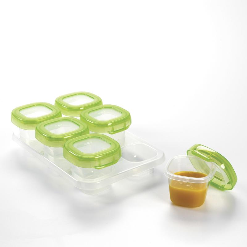 Oxo Tot Baby Blocks Freezer Storage Containers 2 Oz