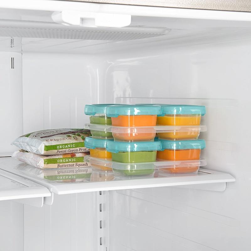 Oxo Tot Baby Blocks Freezer Storage Containers U2013 4oz