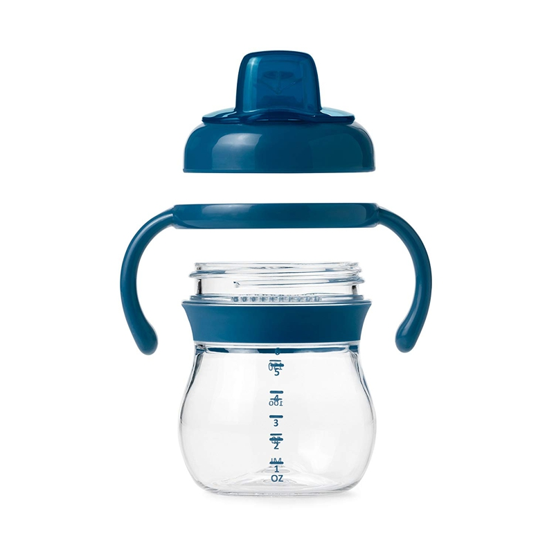 Oxo Tot Grow Soft Spout Sippy Cup W Handles 6 Oz Oxototph