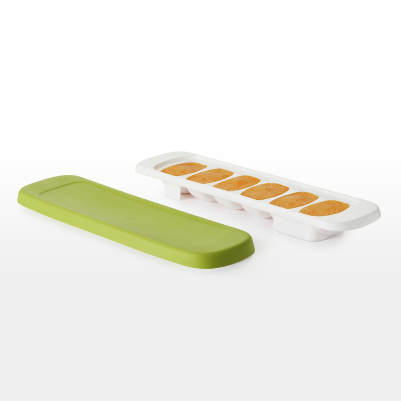 Oxo Tot Baby Food Freezer Tray With Silicone Lid 2 Pack